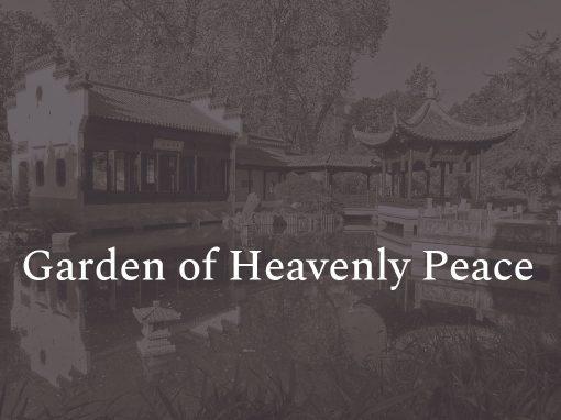 Garden of Heavenly Peace